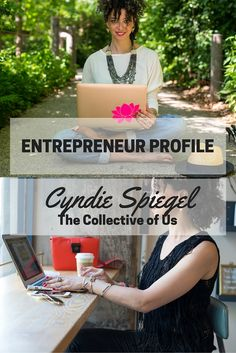 10 Questions with Cyndie Spiegel: business coach, creative entrepreneur & champion of small business | Read more at blog.cuteheads.com