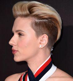 undercut hairstyles fauxhawk women - Google Search