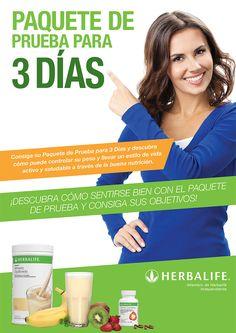Herbalife 24, Herbalife Recipes, Comidas Herbalife, Healthy Living, Eating Healthy, Spanish, Wellness, Snacks, Tips