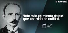 Fraseando | José Martí