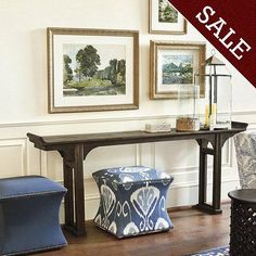 narrow console tables with storage | ... console table, rustic black serving table, slim line console table
