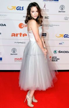 Alicja Bachleda Curuś, European Film Award berlin