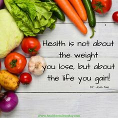 Health is not about the weight you lose, but about the life you gain. Visit http://healthresultstoday.com for more health advice and tips. #healthyfood #healthyeating #healthychoices #healthylifestyle #healthyliving #healthylife #instahealth #eathealthy #healthyhair #blessings #project #morningwalk #nofilter #activelife #keepmoving #healthyou