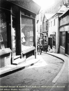 Drury Hill, Nottingham, c 1930?