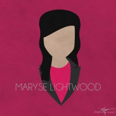 Maryse Lightwood by http://otepinside.tumblr.com/
