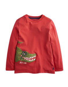 """#Joules """"Jack"""" - € 23,75- Wikimo Kindermode, Kinder Shirt, rot by Tom Joule   wikimo.eu"""
