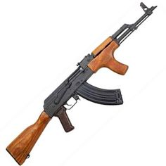 Century Arms GP 1975 AK with original Eastern Europe wood forward pistol grip. Pin it or get it by clicking on the picture. #ak47