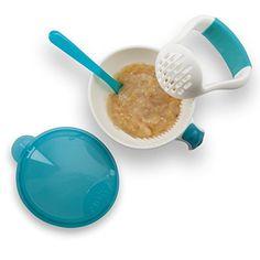Nuby Garden Fresh Mash N' Feed Baby Food Bowl with Spoon ... http://www.amazon.com/dp/B00KFJLG1S/ref=cm_sw_r_pi_dp_ty5qxb0BH6264
