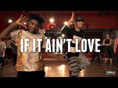 "Jason Derulo - ""If It Ain't Love"" Dance Matt Steffanina Choreography   Filmed by @TimMilgram - YouTube"