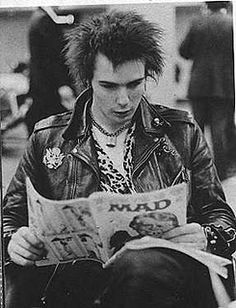 """""""Please bury me in my leather jacket, jeans and motorcycle boots."""" - Sid Vicious"""