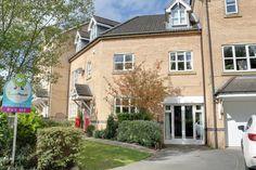 Harrogate Property News - 4 bed town house for sale Nightingale Drive, Harrogate HG1