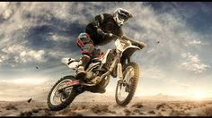 red bull moto x wallpaper landscapes | Motocross wallpaper by D-BH