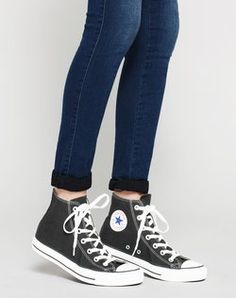 Converse All Star Hi Sneaker from CONVERSE. Click on the picture to shop the product <3
