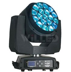 LED BEEEYE 19x15W Beam Moving Head Light|LED Moving Head-WILLED PROFESSIONAL LIGHTING MANUFACTURER
