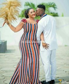 Hello guys, welcome to another edition of our African Print Styles Collection. Today we are looking at Mr & Mrs - our couple African Print Styles compilation. African Dresses For Kids, African Print Dresses, African Wear, African Attire, African Inspired Fashion, Latest African Fashion Dresses, African Print Fashion, Trendy Ankara Styles, Kente Styles