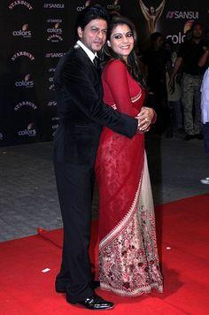 Shah Rukh Khan and Kajol Bollywood Couples, Bollywood Girls, Bollywood Stars, Bollywood Celebrities, Bollywood Fashion, Sonam Kapoor, Deepika Padukone, Ranbir Kapoor, Beautiful Bollywood Actress