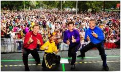 Stuff to do with your kids in Kitchener Waterloo: The Wiggles Rock And Roll Preschool @ Centre In The Square In Kitchener On October 2015 - Enter To Win