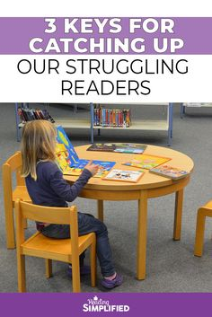 Do you have a few struggling readers that have fallen behind the rest of the class? What can you do to help kids who aren't meeting the benchmark? Here are three keys for getting those struggling readers back up to grade level or above! Reading Fluency, Teaching Reading, Teaching Kids, How To Teach Kids, Help Kids, Decoding Strategies, Reading Difficulties, Reading Incentives, Importance Of Reading
