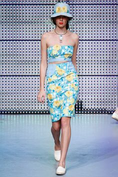 Holly Fulton Spring 2013 Collection