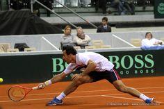 #Tennis - Coppa Davis a #Torino. Il croato Ivan #Dodig