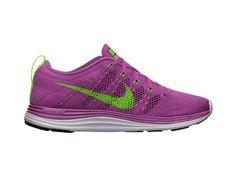 Nike Flyknit Lunar1+ Women\u0027s Running Shoe
