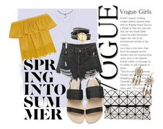 SUMMER!!! by twindatiara on Polyvore featuring Madewell and Boohoo