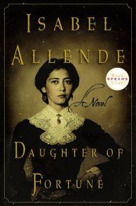 daughter of fortune  isabel allende, I absolutely loved it - would even consider having a great quote from this book as a tattoo!