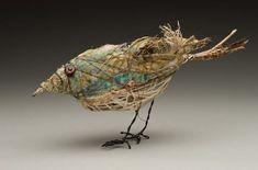recycled bird