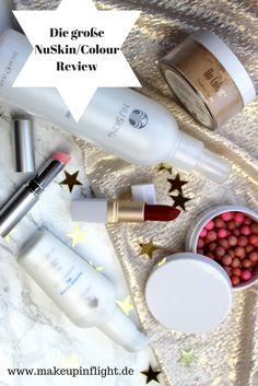 Die große NuSkin / NuColour Review - können die Produkte was?   www.makeupinflight.de Nu Skin, Sleep Apnea Treatment, Aquaponics System, Lip Moisturizer, Cover Tattoo, Setting Spray, Blog, Geek Stuff, It Is Finished