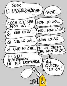 l'insoddisfazione ...di Massimo Cavezzali Italian Language, My Mood, Hilarious, Funny, Some Words, Powerful Words, Satire, I Laughed, Positivity