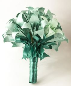 Bless lily - Bouquet de lírios origami
