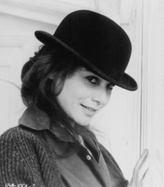 HAT -  Lena Olin in The Unbearable Lightness of Being