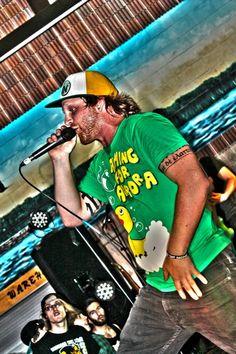 Dave Erickson (Vocals) - Warroad, MN - June 10, 2012