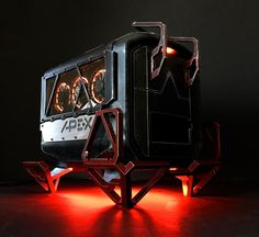 "Corsair 380T ""Homefront: The Revolution"" Gaming PC Case Mod by Mnpctech"