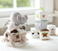 Love these baby toys from pottery barn so cute!
