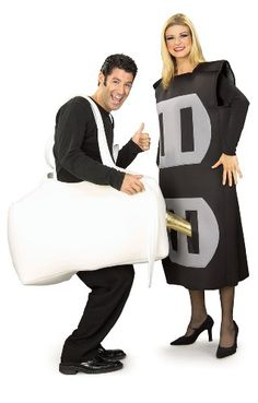 If you think being a Plug & Socket Couples for halloween is cool please like and repin  #plugandsocketcouple  www.chazzkorvex.com