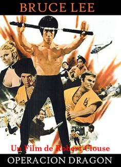 The best film of Bruce Lee
