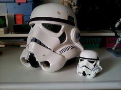 SFS II Mini ANH Stormtrooper helmet