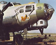 "Boeing B-17G Flying Fortress "" "" Knock Out Dropper"""