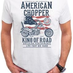 Crossbones - Motorcycle accessories and gear American Chopper, Motorcycle Accessories, Mens Tops