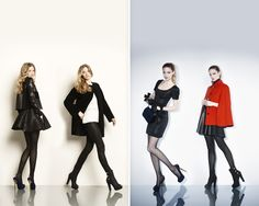 Mix and match from day to evening the shoes from the new Women Fall/Winter 13-14 collection