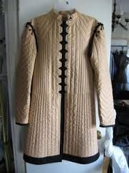 Image result for womens gambeson pattern