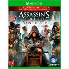Game - Assassins Creed: Syndicate - Xbox One