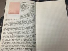 sinfulparadises:   started my journal today. - Ophelia;