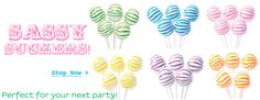 Karas Party Ideas, Party Themes, Candy, Packaging, Decorations, Party Fun, Tableware, Glassware, Cake/Cupcakes, Printables & More