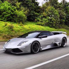 Lamborghini Murcialargo Roadster