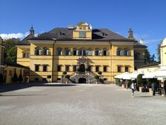 """This palace was once the summer residence for the Archbishops of Salzburg and is home to the famous gazebo featured in the Sound of Music. Tour the palace and enjoy its grounds, the highlight of which is its amusing """"trick"""" fountains."""