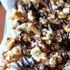 Samoa Popcorn by lemonsforlulu >>could be used with any of Nostalgia Electrics' popcorn poppers!