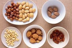 9 Healthy Nuts That May Help You Live Longer   Livestrong.com