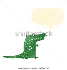 Crocodile Cartoon Fotos, imágenes y retratos en stock | Shutterstock